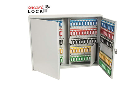 Phoenix Commercial 400 Hook Key Cabinet with Electronic Pin Code Lock