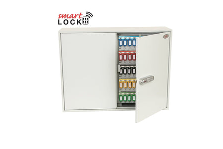Phoenix Commercial 600 Key Hook Cabinet With Net Code Electronic Lock