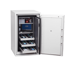 Phoenix Data Commander Data Safe With Key Lock In Uk 2020