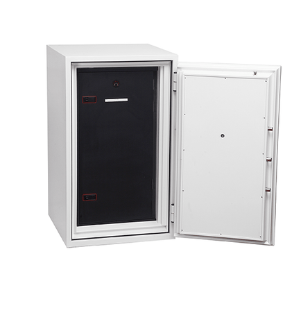 Image of Phoenix Data Commander Data Safe With Key Lock In Uk 2020