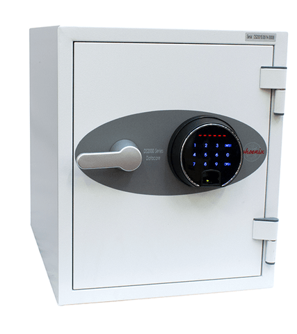 Image of Best Phoenix Datacare Data Safe With Fingerprint Lock In Uk 2020