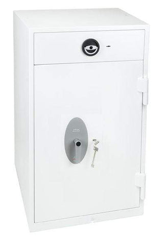 Image of Phoenix Diamond High Security Deposit Safe For Office with Key Lock