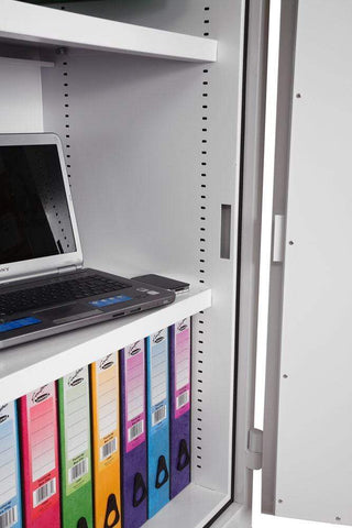 Image of Phoenix Ranger 4 Shelve Fire Safe with Fingerprint Lock