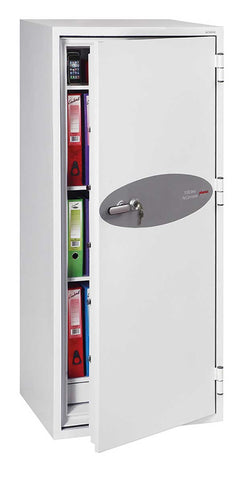 Phoenix High Quality Commander 3 Shelve Fire Safe with Key Locker