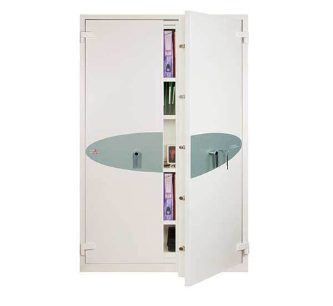 Phoenix Fire Commander Pro Security Safe Cabinet with Key Lock