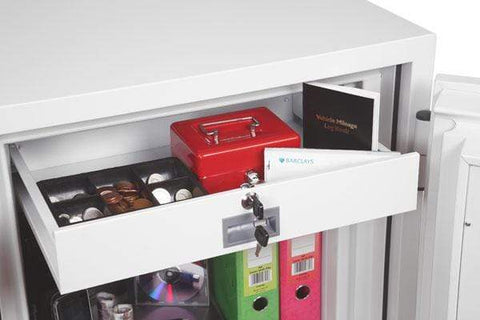 Image of Phoenix Best Fighter 1 Shelve Fire Safe with Key Lock 2020