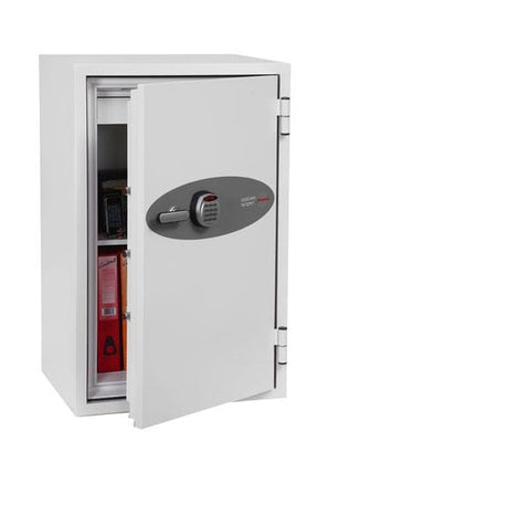 Phoenix Fire Fighter 2 Shelve Cabinet Safe with Electronic Lock 2020