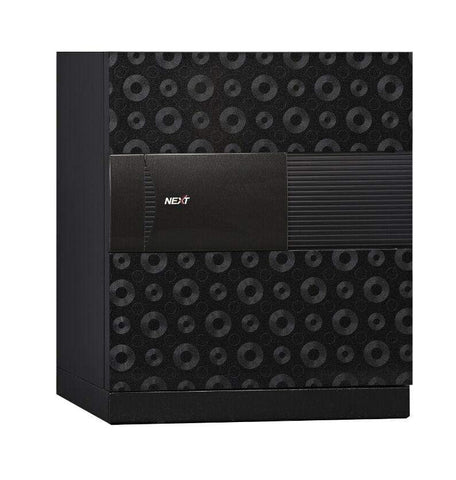 Image of Phoenix Best High Quality Luxury Safe in Black with Fingerprint Lock