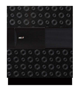 Phoenix Best High Quality Luxury Safe in Black with Fingerprint Lock