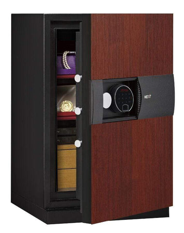 Image of Phoenix Luxury Biometric Fingerprint Locking Fireproof Safe In Uk 2020