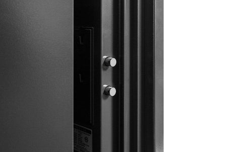 Phoenix Luxury Safe with Light Grey Door Panel and Electronic Lock