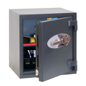 Phoenix Mercury High Security Safe Graphite Grey With Pin Code