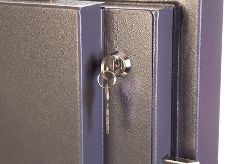 Image of Phoenix Mercury High Security Safe Graphite Grey With Pin Code