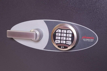 Phoenix Mercury High Security Euro Grade 2 Safe with Electronic Lock