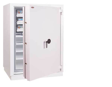Image of Phoenix Millennium Duplex Data Security Safe with Electronic Lock