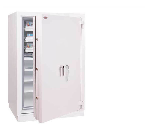 Phoenix Millennium Duplex Data Store High Security Safe with Key Lock