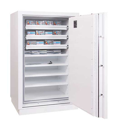 Phoenix Millennium Duplex Data Safe Cabinet with Electronic Lock