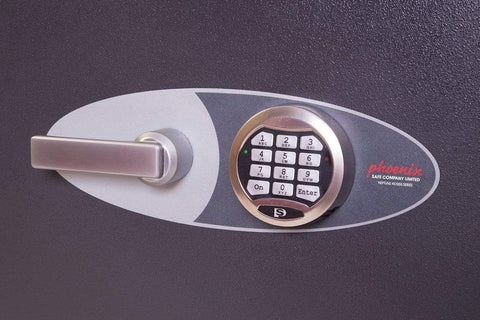 Image of Phoenix Neptune High Security Fireproof  Safe With Electronic Lock