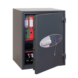 Phoenix High Security Safe Phoenix Neptune HS1054K Size 4 High Security Euro Grade 1 Safe with Key Lock