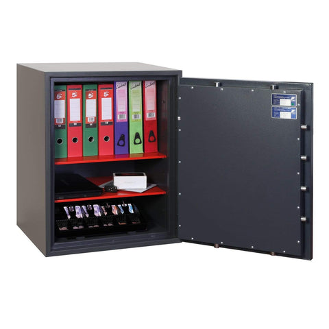 Image of Phoenix High Security Safe Phoenix Neptune HS1054K Size 4 High Security Euro Grade 1 Safe with Key Lock