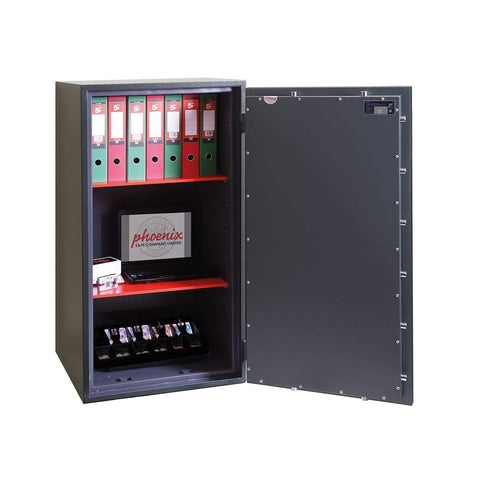 Image of Phoenix Neptune High Security Data Safe Cabinet with Key Lock 2020