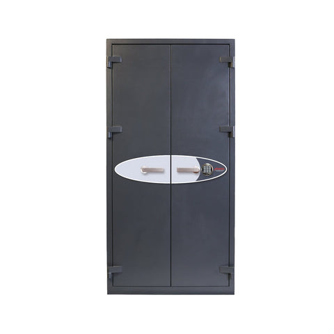 Image of Phoenix Neptune 4 Shelve High Security Cabinet with Electronic Lock