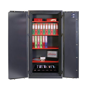 Phoenix Neptune 4 Shelve High Security Cabinet with Electronic Lock