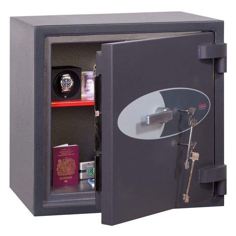 Image of Phoenix Planet High Security Euro Grade 4 Safe with 2 Key Locks