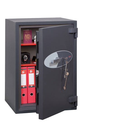 Image of Phoenix Planet High Security Euro Grade Safe with 2 Key Locks In UK
