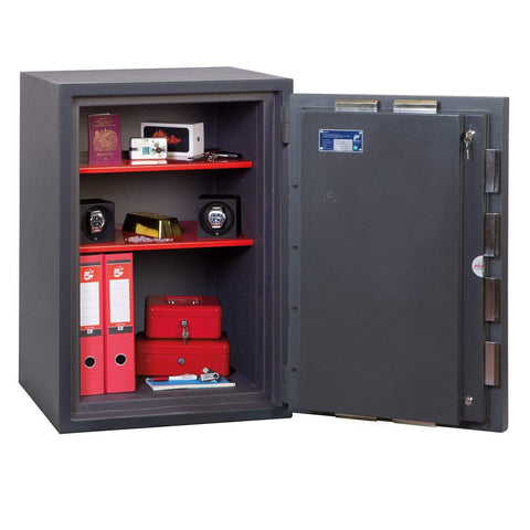 Phoenix Planet High Security Euro Grade Safe with 2 Key Locks In UK