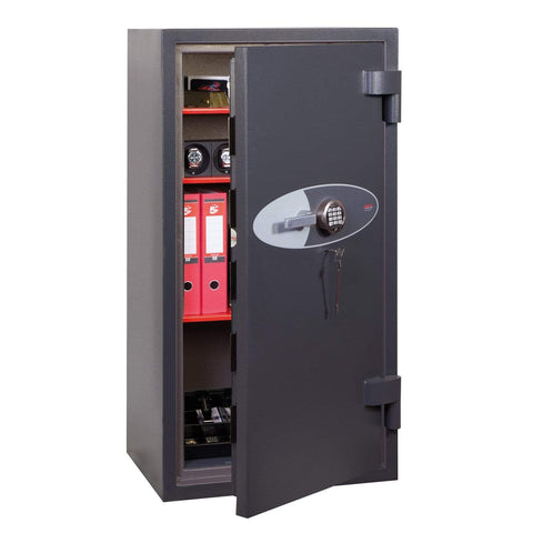 Phoenix Planet High Security Safe For Data  with Electronic & Key Lock
