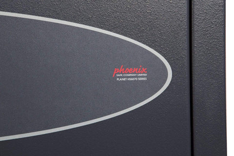 Phoenix Planet High Security For Cash Safe with Electronic & Key Lock