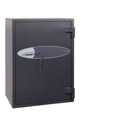 Image of Phoenix Planet High Security Safe For Cash & Data with 2 Key Locks