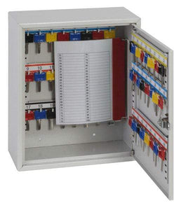 Phoenix High Quality Deep Key Cabinet 50 Hook With Pin Key Lock