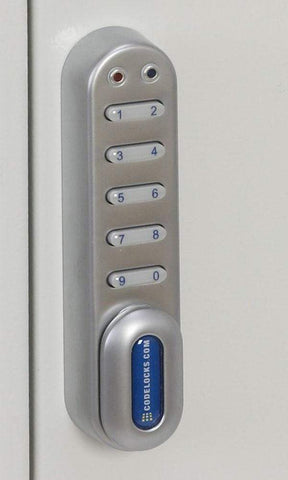 Image of Phoenix Deep Key Cabinet 200 Hook with Electronic Code Lock 2020