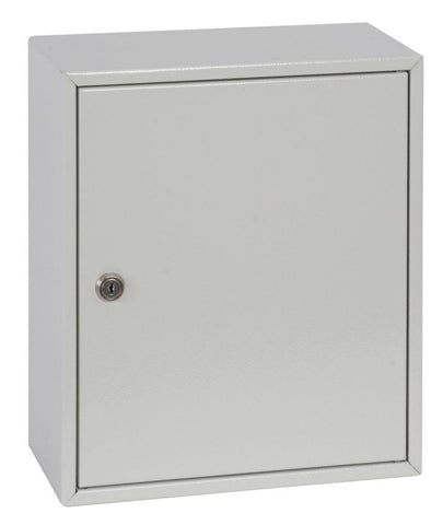Image of Phoenix Deep Plus & Padlock Key Cabinet 24 Hook with Key Lock