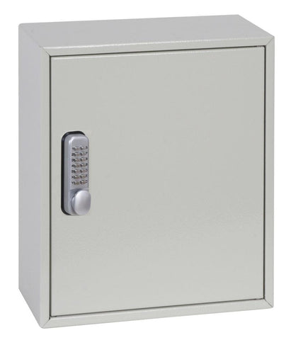 Image of Phoenix Padlock Key Cabinet 24 Hook with Mechanical Combination Lock