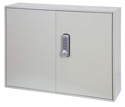 Image of Phoenix Padlock Key Cabinet 50 Hook with Mechanical Combination Lock