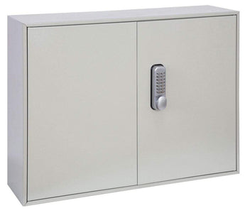 Phoenix Padlock Key Cabinet 50 Hook with Mechanical Combination Lock