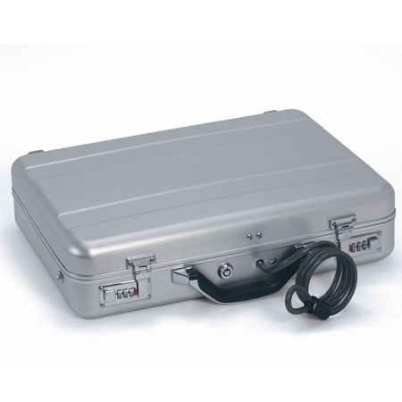 Image of Best Phoenix Milano Laptop Security Case with Combination Lock