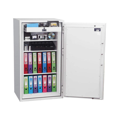 Image of Phoenix Fire Fox High Security 3 Shelve Safe with Key Lock 2020