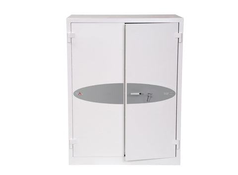 Image of Phoenix Fire chief 2 Shelve High Security Safe with Key Lock In UK