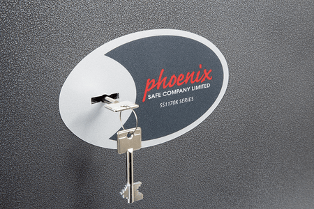 Phoenix Lynx High Security Data Safe Cabinet with Key Lock