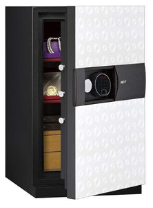 Phoenix Best Luxury Safe White For Deposit Cash with Fingerprint Lock