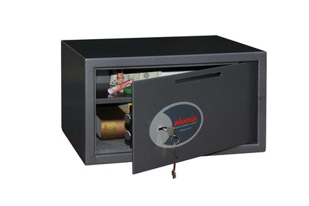 Phoenix Vela Deposit Home & Office Security Safe with Key Lock 2020