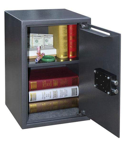 Phoenix Vela Deposit Home & Office Security Safe with Key Lock In UK