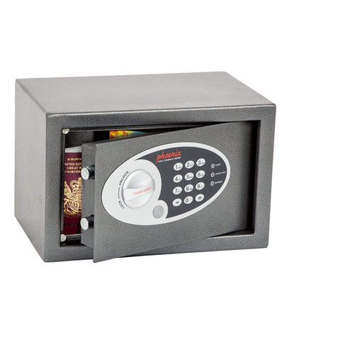 Image of Phoenix Vela Home & Office For Cash Safe With Electronic Lock