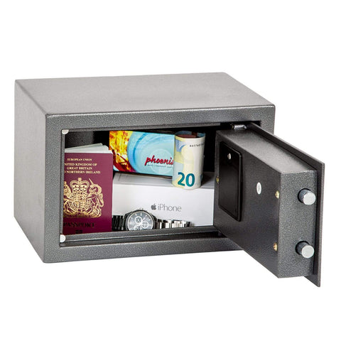Phoenix Vela Home & Office For Cash Safe With Electronic Lock