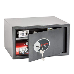 Phoenix Vela Home & Office High Security Safe with Key Lock