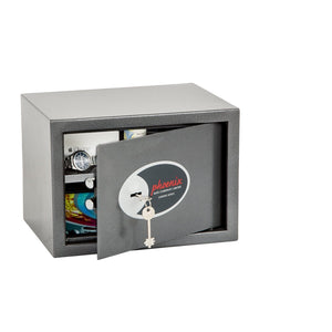 Phoenix Vela High Security Home & Office Security Safe with Key Lock